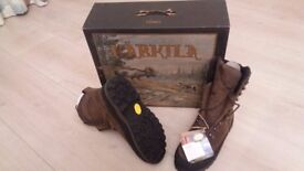 """Men's Harkila Pro Hunter GTX 12"""" Boots brand new with tags UK size 10.5 £260.00"""
