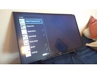 """SONY 40"""" FULL HD LED TV with built in Freeview HD, IN Excellent condition"""