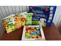 Childrens Books & Puzzle