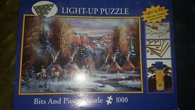 14 Complete Jigsaws For Sale ~ A Few Unopened ~ View The Condition (no obligation to buy)
