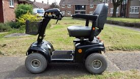 Rascal TE 9 mobility scooter