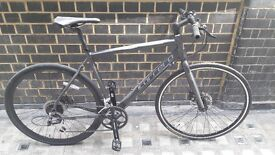 GREAT CONDITION CARRERA GRYPHON HYBRID BIKE 24 GEARS SHIMANO