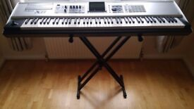 Roland Fantom-X8 Workstation Keyboard and FAN-X-UP1 Expansion ~ Superb Condition ~ Like New