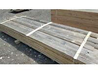 Reclaimed wood barn cladding