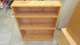 Small 3 level book shelf
