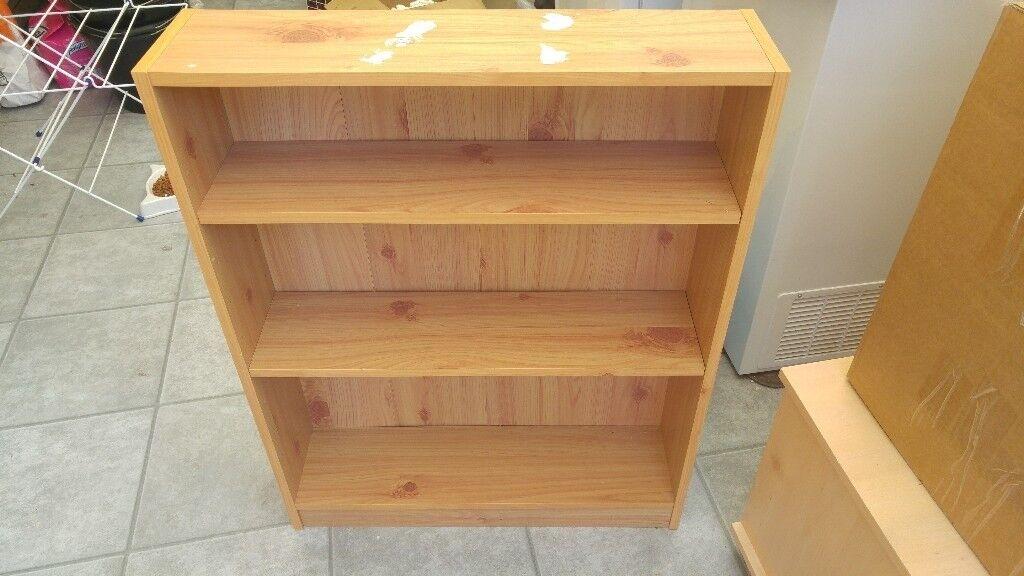 Small 3 Level Book Shelf
