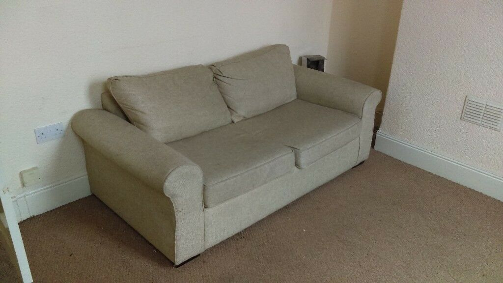 Free 2 Seater Sofa Bed In Sheffield South Yorkshire