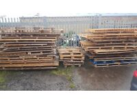 Pallets for sale £10 for 3.
