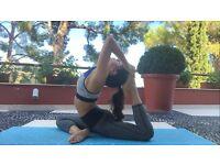 Private Yoga classes in Edinburgh