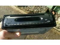 SONY CDX S2000C car radio