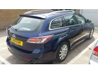 Mazda6 2.2 D TS 165 BHP 2011 5DR ESTATE 11 Plate PARKING SENSOR Dual Air Con 6 CDs MP3 £4450