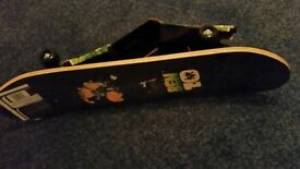 ben 10 skate board brand new in wrapping