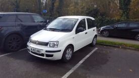 Fiat Panda, Petrol, 1 lady owner, low insurance, excellent condition