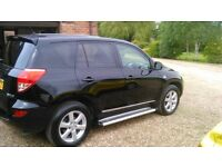 2008 One owner from New . Toyota Rav 4. Stunning 4x4 wheel drive