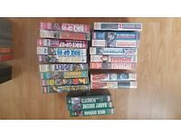 Selection of Moto GP and F1 VHS tapes great for the enthusiast