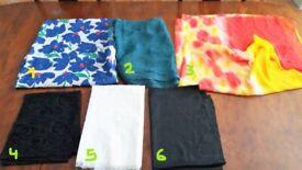 *** Amazing Shear Designer's Fabrics Bundle – Top Quality – Very Good Condition ***