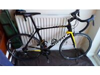 Giant tcr advanced 2016 exc condition