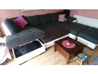 Sofa bed XL. Only 1,5 year old. Very comfortable.