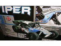 FTX VIPER 1/8 SCALE LIPO 4WD RTR SANDRAIL BUGGY NEW IN BOX