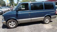 2003 Chevrolet ASTRO 8 SEATS - SOLD AS IS
