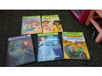 Leapfrog reading system books