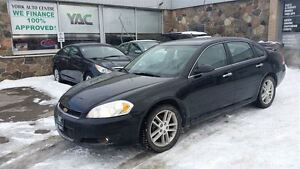 2013 Chevrolet Impala LTZ; 3.6 V6 Heated Leather, BOSE audio