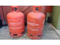 Gas 13kg butane bottle