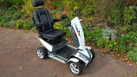 TGA VITA 8mph Top of the Range Mobility Scooter BRAND NEW 75AH BATTERIES
