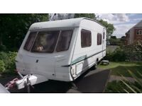 6 BERTH tourer caravan Abbey adventura 330
