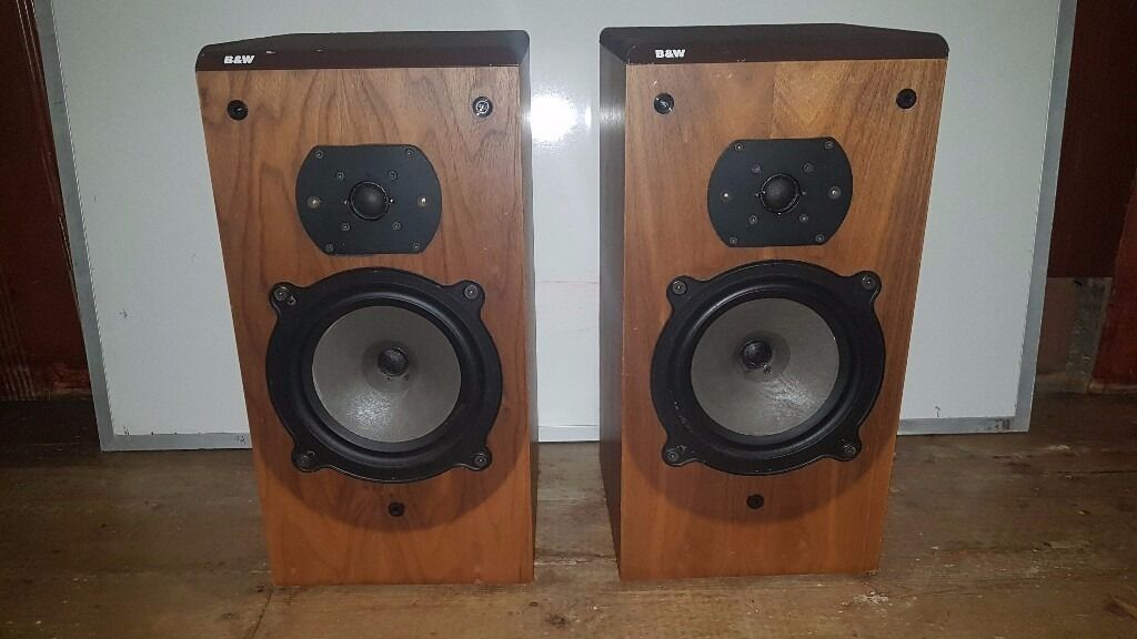 Bose Stereo >> Vintage B&W DM22 Hi-Fi Speakers | in Bournemouth, Dorset | Gumtree