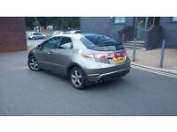 2006 HONDA CIVIC 2.2i CTDI ES 5 DOOR, MOT TILL JUNE 2017, BULLET PROOF HONDA ENGINE
