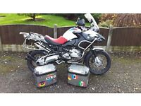 BMW R1200gs Adventure 30th year anniversary edition