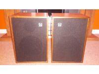 Vintage Wharfedale Denton XP2 Speakers