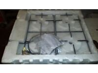 Brand New Gas Hob in White In Original Packaging