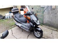 Honda Forsight 250cc