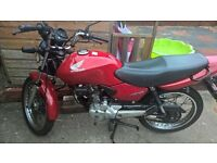 HONDA CG 125CC 2006 VERY RELIABLE LEARNER LEGAL