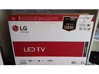 """BNIB LG 32"""" TV"""