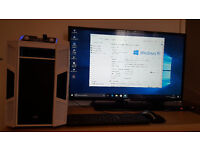 Gaming PC Intel i5 (Haswell) + Sapphire r9 280X 3Gb Graphic Video Card