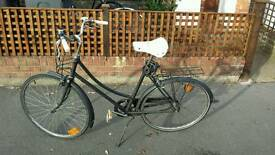 Charming vintage bike fully working