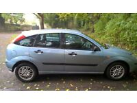 focus excellent condition full yr mot drives perfectly first to see will buy
