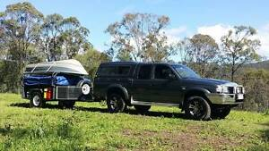 Camper Trailer (Off Road), Ute, Boat and Outboard. The whole kit. Willow Vale Gold Coast North Preview