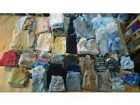 Boy's 3-6 months clothing bundle