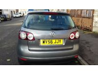 GOLF PLUS (DIESEL) FULL YEAR MOT EXCELLENT CONDITION DRIVES REALLY WELL