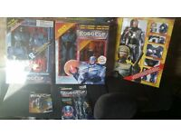 vintage robocop extremely rare... not star wars batman starwars spiderman
