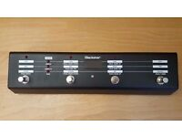 Blackstar FS-10 footswitch for iD Series Guitar Amplifiers