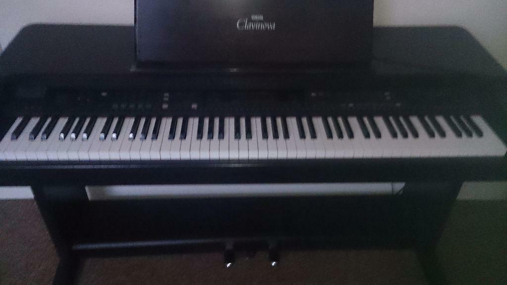 Yamaha cvp 59s digital piano 88 weighted keys in derby derbyshire gumtree for Yamaha fully weighted keyboard