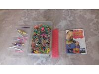 Loom Band Making Kit with Book and Box