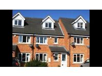 3 beds modern town house available for professional couple or small family
