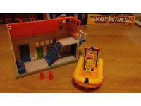 Fireman Sam Boat House and Neptune