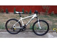 MENS GENTS ADULTS CARRERA VALOUR 26 INCH WHEELS 18 INCH FRAME 21 SPEED BIKE BICYCLE